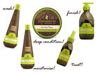 Macadamia Natural Healing Oil Shampoo Deep repair masque Curl cream Conditioner
