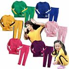 "NWT Baby Toddler Kids Girl Boy Clothes Tracksuit Training Sportswear ""Bruce Lee"""