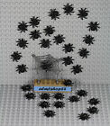 LEGO - Black Widow Spider Web Lot - Animal Insects Bug Harry Potter Halloween