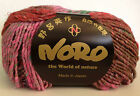 Noro Obi 100g Shades 6, 8 and 9 Stunning colours-wool, silk and mohair