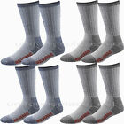 Wolverine Socks Men's 2 pairs Merino Wool Mid Calf Boot Sock Black Navy L 10-13