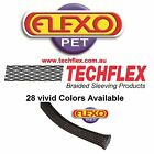 12.7mm x 3m Length - Techflex Flexo PET Expandable Braided Cable Sleeve