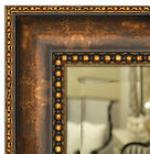 West Frames Rancho Bronze & Gold Framed Wall Mirror