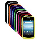 Silicone Soft Skin Cover Case for ZTE Fury / N850