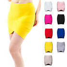 Free Shipping ladies women bandage bodycon skirt mini style stretch sexy skirt