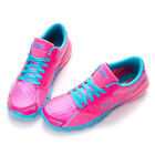 Skechers Women's GOrun 2 Supreme Sneakers PINK/Blue 13600HPBL + SOCKS GIFT !