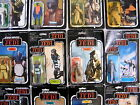 STAR WARS VINTAGE CARDED FIGURES KENNER & PALITOY - MANY TO CHOOSE FROM!