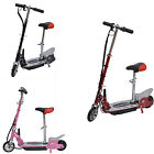 Deluxe Electric E Scooter Ride on Battery Kids Children Toys Scooters New