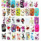 Flower Soft Rubber Silicone Gel Phone Case Cover For Samsung Galaxy S i9000