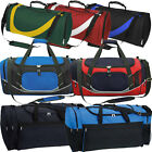 NEW SPORTS BAGS Plain GYM gear LARGE Blank Cheap backpacks Sporting Team Bag Zip