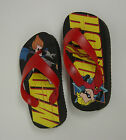NEW Boys Kids Infant Youth DISNEY INCREDIBLES Syndrome Mad DASH Flip Flops