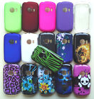 Huawei M835 (Metro PCS) Faceplate Phone Cover DESIGN or COLOR Case