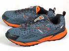 New Balance MT910GTX 2E Grey/Orange Wide Gore-Tex Trail Running Sneakers 2013 NB