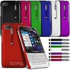 Hard Back Case Cover Skin, Film and Retractable Stylus Fits Various Mobile Phone