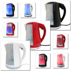 1.7 LITRE 2.2kW DUAL ILLUMINATION CORDLESS FAST BOILING ELECTRIC JUG KETTLE