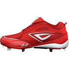 3N2 Rally Metal PT Softball Cleats Women Red