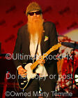 BILLY GIBBONS PHOTO ZZ TOP 2008 Concert Photo TELECASTER by Marty Temme 2