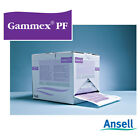 Bx/50 Pairs -Ansell 415 - Gammex Powder Free Surgical/Medical Disposable Gloves