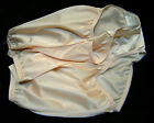 WOW~VANITY FAIR NUDE 15712/15812 PERFECTLY YOURS NYLON BRIEFS PANTIES~11/4XL~NEW