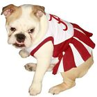 Alabama Crimson Tide  NCAA sports dog pet Cheerleader Dress (all sizes)