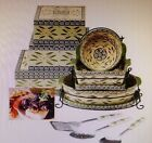 Temp-tations Old World 12pc Limitless Lid-it Set with Gift Boxes K39802 MISS-1PC