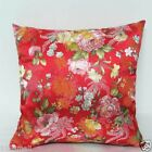 Super Luxury Red Shimmer Chinese Brocade Cushion Covers hbrcc-901