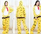 Animal Unisex Onesiee Fancy Dress Costume Hoodies Pajamas Sleep wear