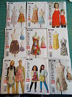 Butterick see & sew Apron sewing pattern