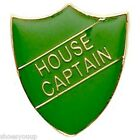 House Captain Shield Shape Badge ideal for schools available in 4 colours (GW)
