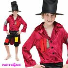 ARTFUL DODGER BOYS FANCY DRESS COSTUME - M & L AGE 7 8 9 10 11 12 OLIVER TWIST