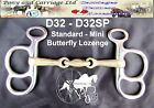 Butterfly Bit Lozenge Carriage Driving All Sizes Style D32