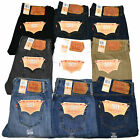 Levis 501 Jeans Mens Button Fly Stonewashed All Sizes 29 30 31 32 33 34 36 38