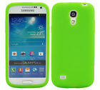 New Design Silicone Case Cover Skin for Samsung Galaxy S4 mini I9190