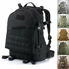 Molle Military Rucksacks Backpack Tactical Outdoor Hiking Camping bag 40L