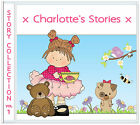Childrens Story Gift: Girls-Birthday-Christmas-Easter ✿Personalised Gifts 4 Kids