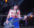JEFF AMENT PHOTO PEARL JAM 11x14 Concert Photo in 1991 by Marty Temme 1B