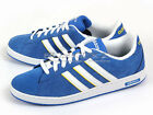Adidas Derby Neo Label Suede 2014 Casual Shoes Satellite Blue/White/Sun F39189