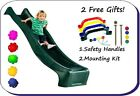 3m/10ft Kids Wavy Slide for Playhouse, Treehouse, Climbing Frame FREE P&P !!!