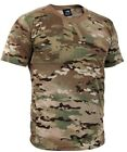 t-shirt camo multicam camouflage crye precision genuine material rothco 6286