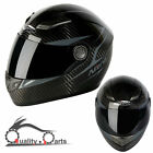 New Nitro EVO CARBON FF Motorcycle Motorbike Full Face Helmet Pinlock Prepared