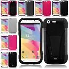 For BLU Life One Cover Case + LCD Screen Protector