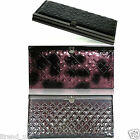 Womens HandBag Lady's Wallet Clutch Bags Faux Leather Coin Card Holder Purse