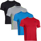 New Under Armour Mens HG ArmourVent Fitted Tee Base Layer Top T Shirt S,M,L,XL