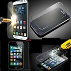 Tempered Glass LCD Screen Protector Film With Cleaning Cloth For Various Phones