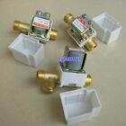 "Electric Solenoid Valve For N/C 12V DC/24V DC And 220V AC 1/2"" Normally Closed"