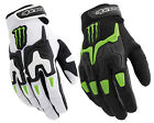 Alpinestars M20 Air Monster Energy Mesh Leather Gloves