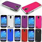 Fashion Bling Crystal Hard Case Phone Cover For Samsung Galaxy S4 mini i9190