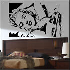 EXTRA LARGE WALL STICKER SEXY MARYLYN MONROE IN BED ART MURAL POSTER UK TRANSFER