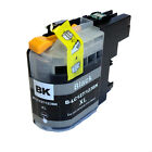 1 CHIPPED LC123/125/127Bk BLACK Compatible Ink Cartridge [Not Brother OEM]