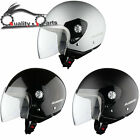 LS2 OF518 MIDWAY Open Face Scooter Crash Helmet Motorbike Motorcycle Helmet